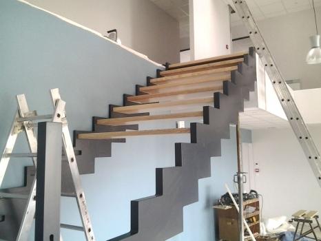 Escaliers personnalisé Raux-Gicquel