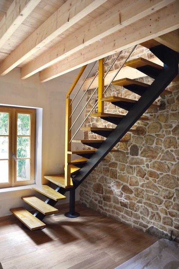 Métal absolu - Escaliers Raux-Gicquel