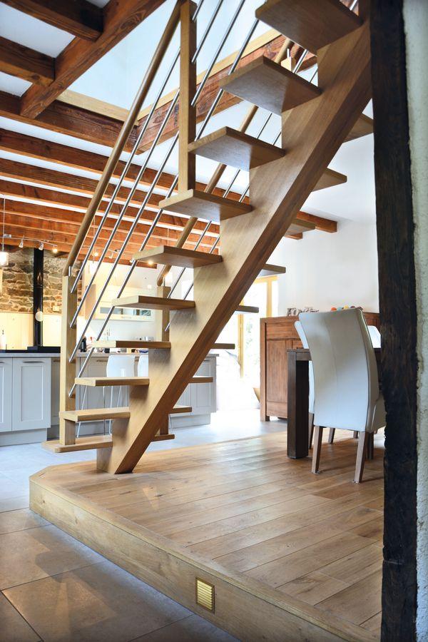 atmosph re escaliers raux gicquel. Black Bedroom Furniture Sets. Home Design Ideas