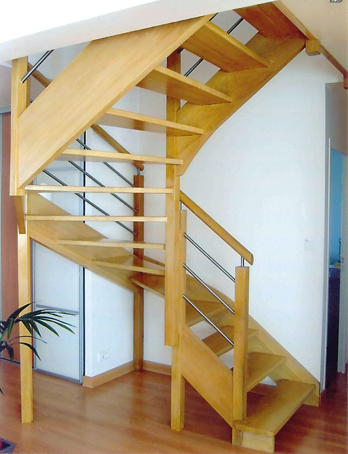 rivage escaliers raux gicquel. Black Bedroom Furniture Sets. Home Design Ideas