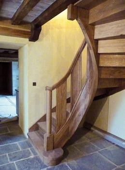 Escaliers-personnalisés-RAUX-GICQUEL-Gamme-Tradition-0001